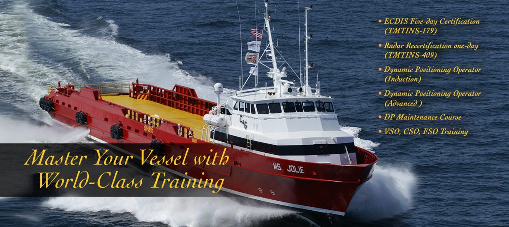 Welcome to The Marine Training Institute - The Marine Training Institute